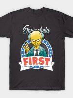 Springfield first T-Shirt