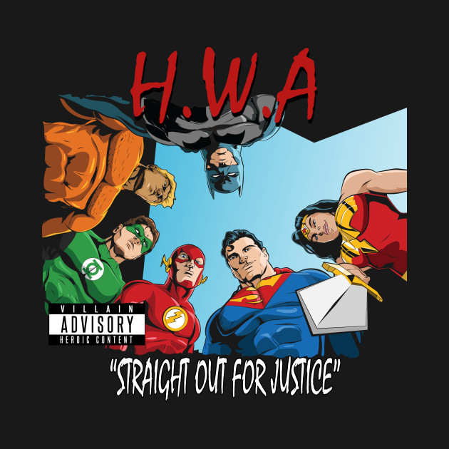 Straight Out For Justice (Jordan Variant)