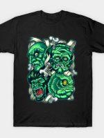 The Horrific Four T-Shirt