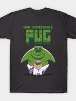 The Incredible Pug T-Shirt