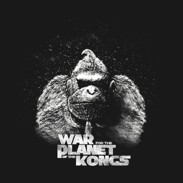 War for the planet of the Kongs