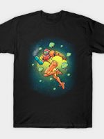 weapon of the space T-Shirt