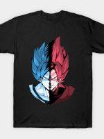 Blue Vs Rose T-Shirt