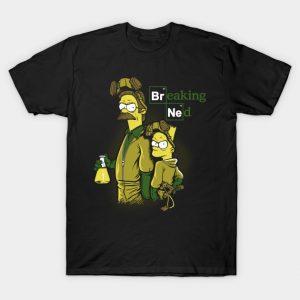 Ned Flanders T Shirt List Best Ned Flanders T Shirts The Shirt List