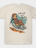 Chewie and Porg T-Shirt