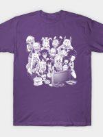 Girls movie night T-Shirt