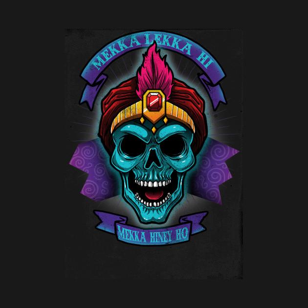 Jambi Skull