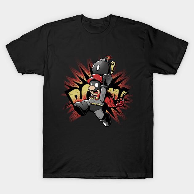 mario bomb super mario bros t shirt the shirt list