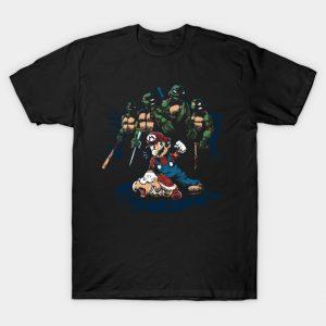 Mario X Tartarugas