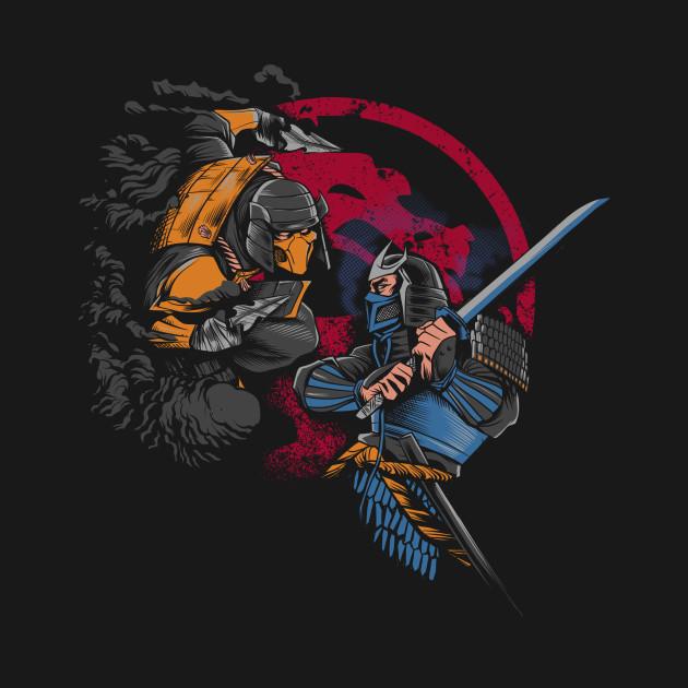 Mortal Samurais