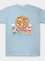 Mushroom Kingdom Pizza T-Shirt