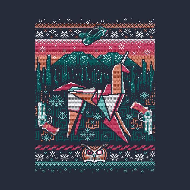 Nexus Xmas Sweater (Sunrise)
