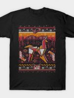 Nexus Xmas Sweater (Sunset) T-Shirt