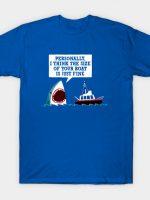 Polite Jaws T-Shirt