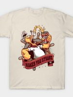 Power Beer T-Shirt