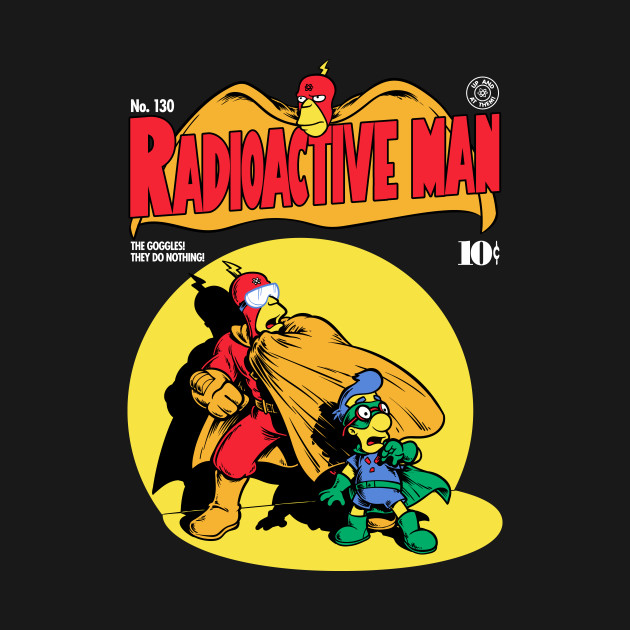 Radioactive Man No. 9