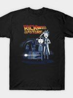 Rick to the Future T-Shirt