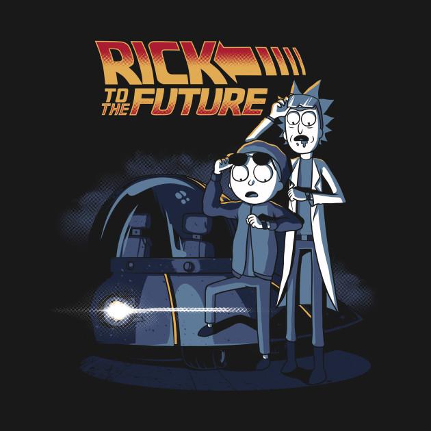 Rick to the Future
