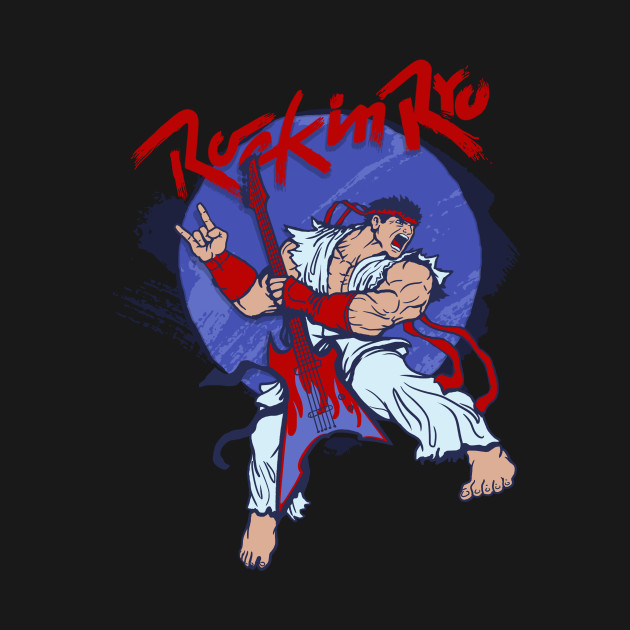 Rock in Ryu