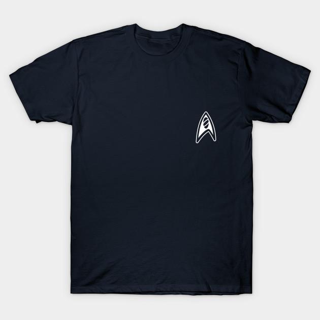 Star Trek Symbol Costume T Shirt The Shirt List