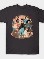 Stranger Anime 2 T-Shirt