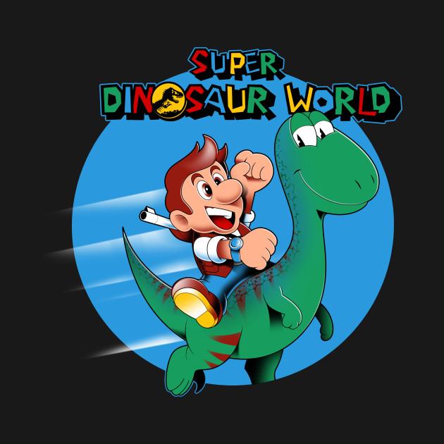 Super Dinosaur World