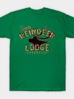 Sven's Reindeer Lodge T-Shirt