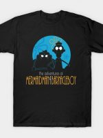 The Adventures of MermaidMan and Barnacleboy T-Shirt