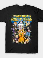 The Infinity Multiverse T-Shirt