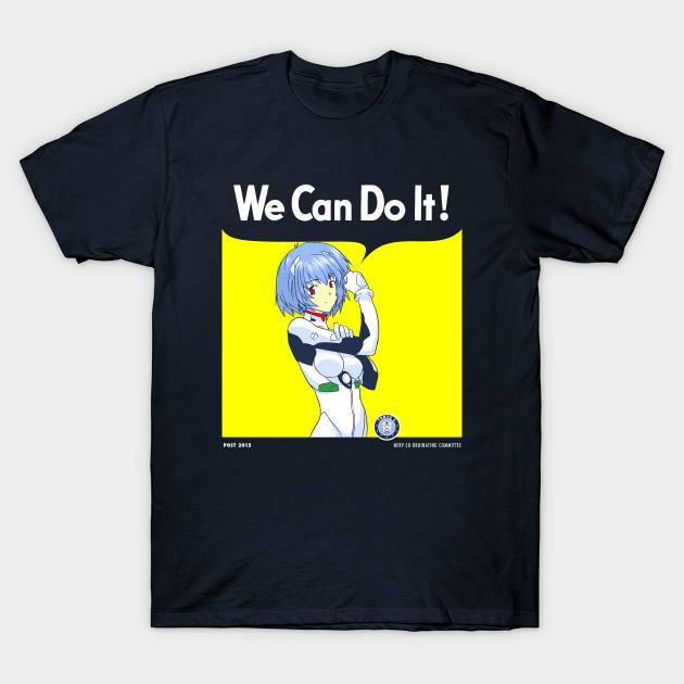 We can do it Gendo!