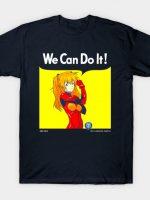 We can do it Shinji T-Shirt