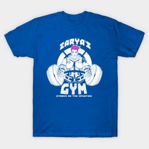 Zarya's gym