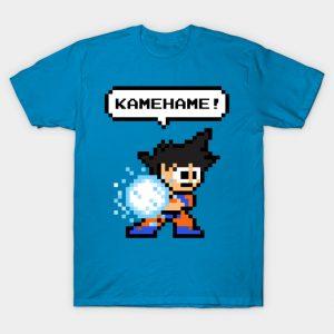 8-bit KAMEHAME