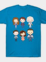 Back in Time: Lil' CutiEs T-Shirt