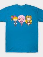 Lil' CutiEs- Eighties Ladies T-Shirt