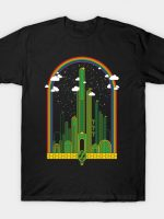 The Rainbow at the End of The Road T-Shirt