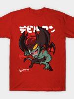 DEBIRUMAN kuraibeibi T-Shirt