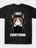 Grumpy Addams T-Shirt