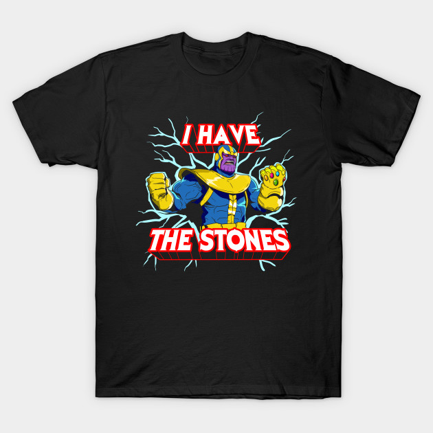 I have the Stones