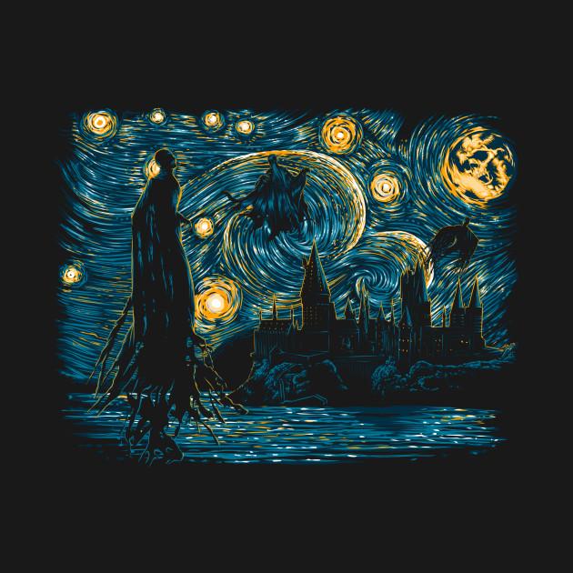 Starry Dementors