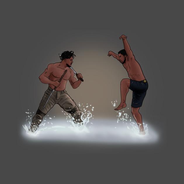 Karate Tchalla