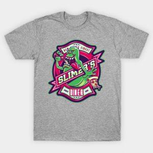 Slimer's Diner - Ghostbusters Pizza