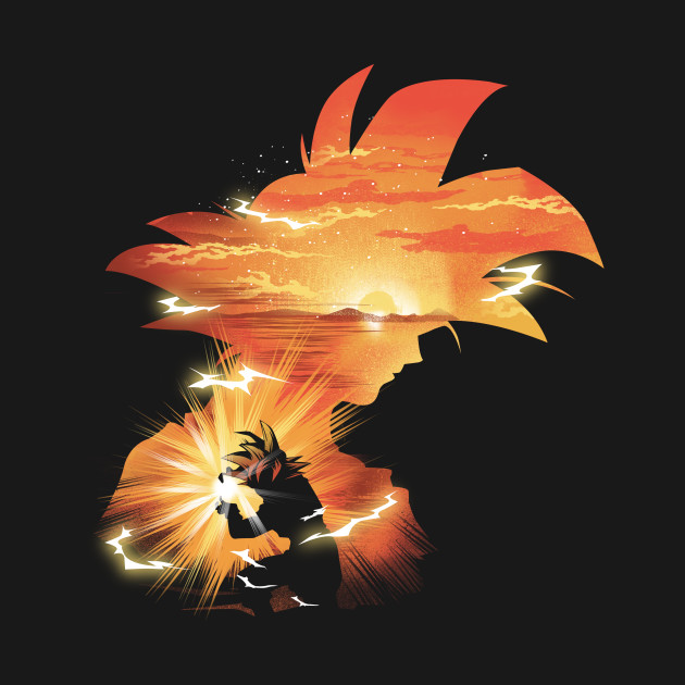 The First Super Saiyan