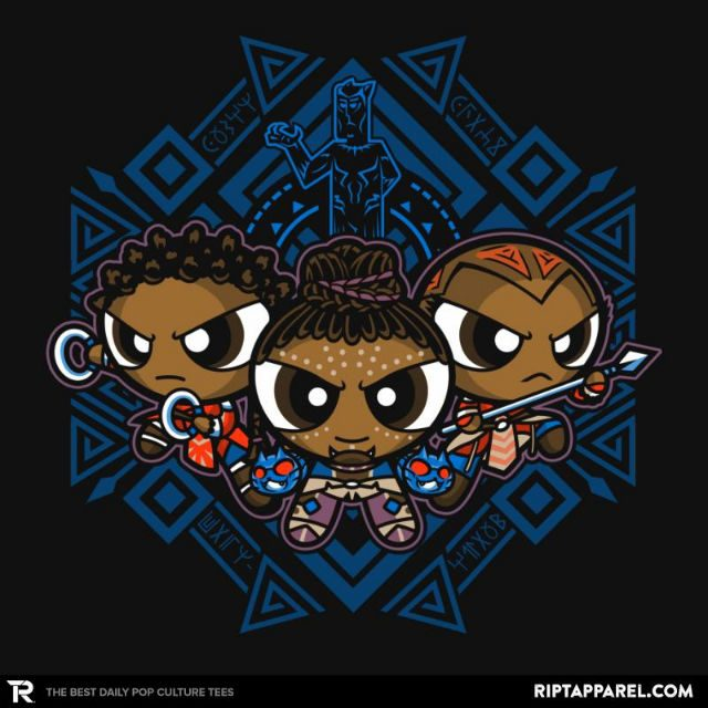 The Pantherpuff Girls