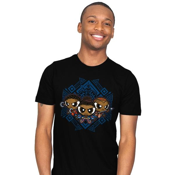 The Pantherpuff Girls T-Shirt