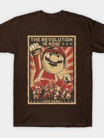 Vote Mario T-Shirt