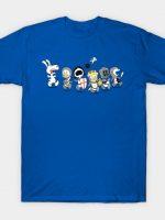 RUN AWAY! RUN AWAY! T-Shirt