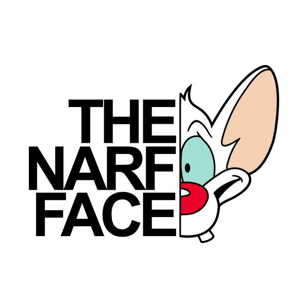 The Narf Face!