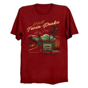 Visit Twin Peaks T-Shirt