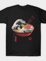 Great Ramen Wave T-Shirt